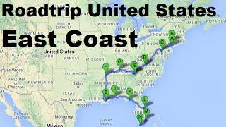 Roadtrip east coast U.S.A. 2014