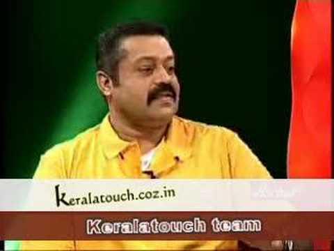 Interview : Suresh Gopi [mallustealers.com]