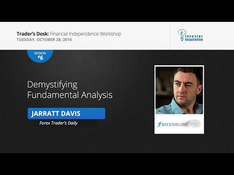 Demystifying Fundamental Analysis | Jarratt Davis