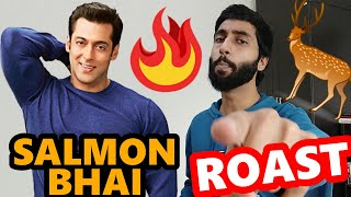 Salman Khan Roast - Salman Bhai and Bollywood Nepotism