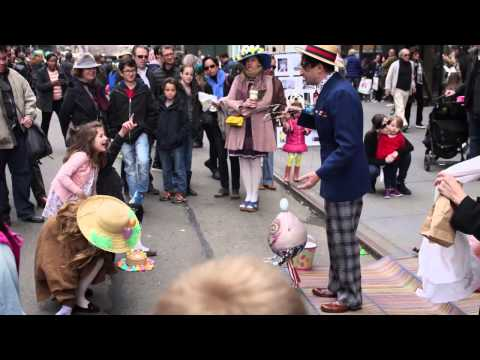 2015 Easter Parade and Bonnet Festival NYC