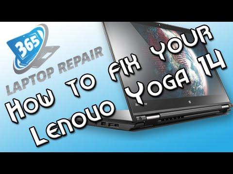 Lenovo ThinkPad Yoga 14 Troubleshooting - iFixit