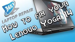 Lenovo ThinkPad Yoga 14 Disassembly and Repair Guide - By 365