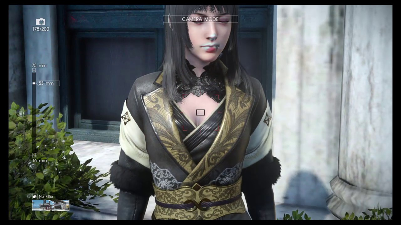 FINAL FANTASY XV - Gentiana cut from being a guest character or becomes  playable in the near future?