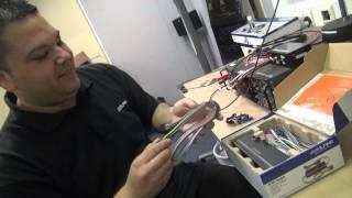 ALPINE KTP-455A FOUR CHANNEL EASY-ADD-ON AMPLIFIER