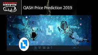 QASH Price Prediction 2019