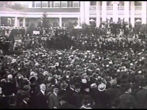 William Jennings Bryan Campaign Footage