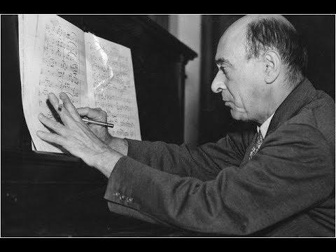Schoenberg Chamber Symphony No.1 Op.9 (Piano Solo Version)