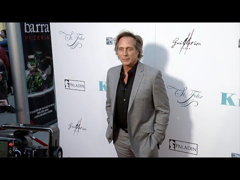 "William Fichtner ""Krystal"" Premiere Red Carpet"
