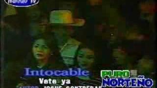 Intocable - Vete Ya