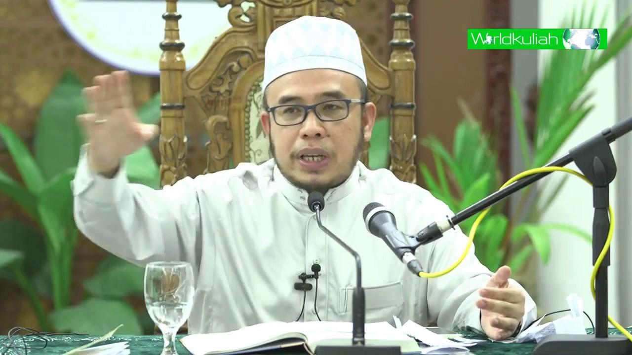 SS Dato Dr Asri-Selagi Musafir selagi itu boleh jamak dan ...