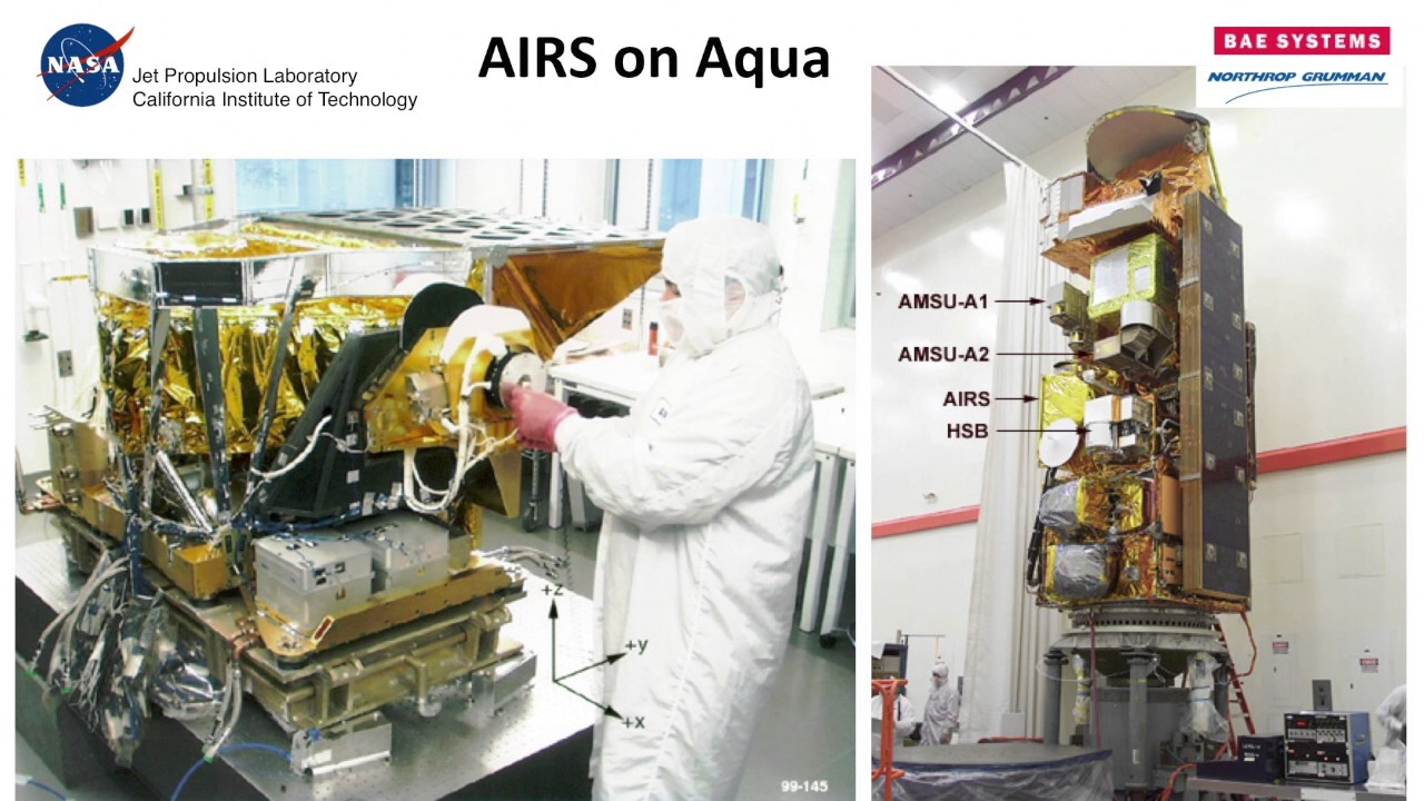 Tom Pagano: CubeSat platform will lower cost of weather modeling and  forecasting