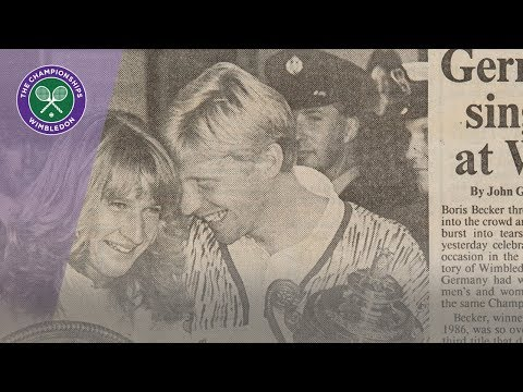 Boris Becker And Steffi Graf: German Joy | Join The Story, Episode Five