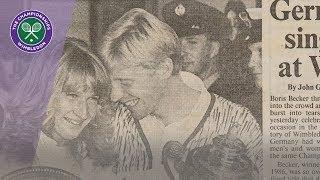 Boris Becker and Steffi Graf: German Joy | Join the Story, Episode Five