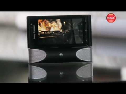 Comercial Sony Ericsson Satio Perú