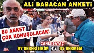Ali Babacan'a Oy Verir Misiniz? Sonuca Çok Şaşıracaksınız!