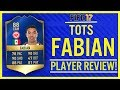 FIFA 17 TOTS MARCO FABIAN (88) PLAYER REVIEW! | FIFA 17 ULTIMATE TEAM