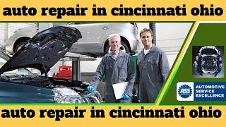 Video auto repair in cincinnati ohio download MP3, 3GP, MP4, WEBM, AVI, FLV Juni 2018