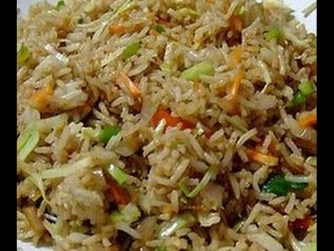 How to prepare spice vegetable fried rice indian recipeschicken how to prepare spice vegetable fried rice indian recipeschickennon vegetarianfunny hot recipe youtube ccuart Choice Image