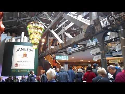 Jameson Irish Whiskey Old Distillery