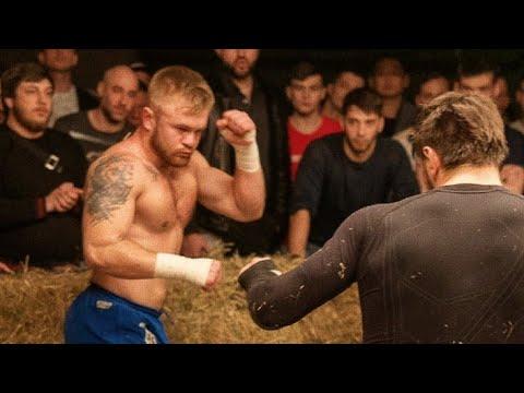 Zelemkhan Machine-Gunner vs. Evgeniy Sailor/ Bare-Knuckle Fight/ Main event/ TDFC 1