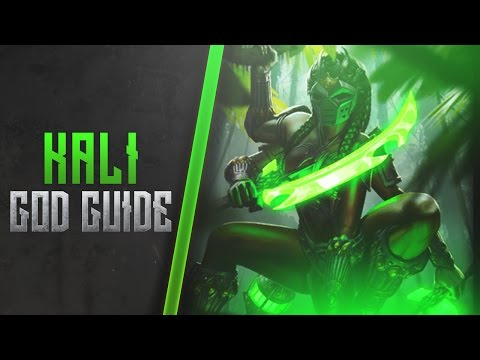 Kali CURRENT GOD GUIDE: THE BUILD AND...
