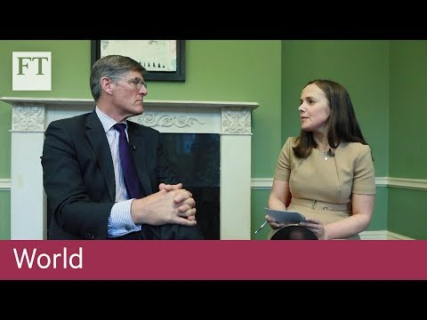 Citigroup CEO on the risks facing the banking industry