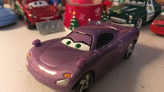 Disney Cars Holley Shiftwell diecast review