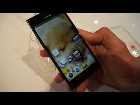 Huawei Ascend P2: Primeras impresiones [HD]