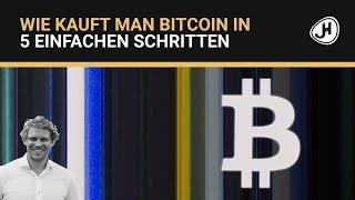 Wie kauft man Bitcoin in 5 einfachen Schritten (sehr sicher!)
