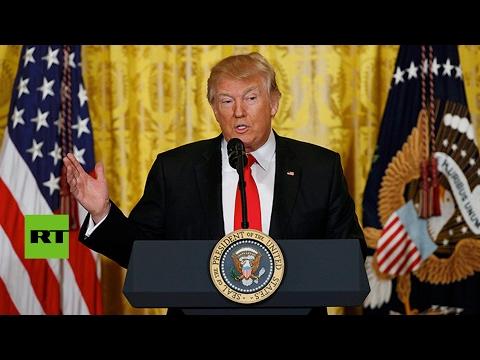 """Trump aboga por llevarse bien con Rusia para evitar """"un holocausto nuclear sin igual"""""""