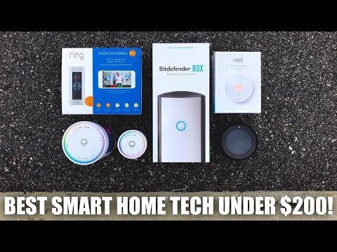 best smart home technology