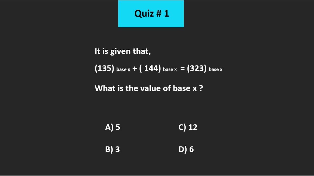 Membership Quiz 1 & 2 (Solution)