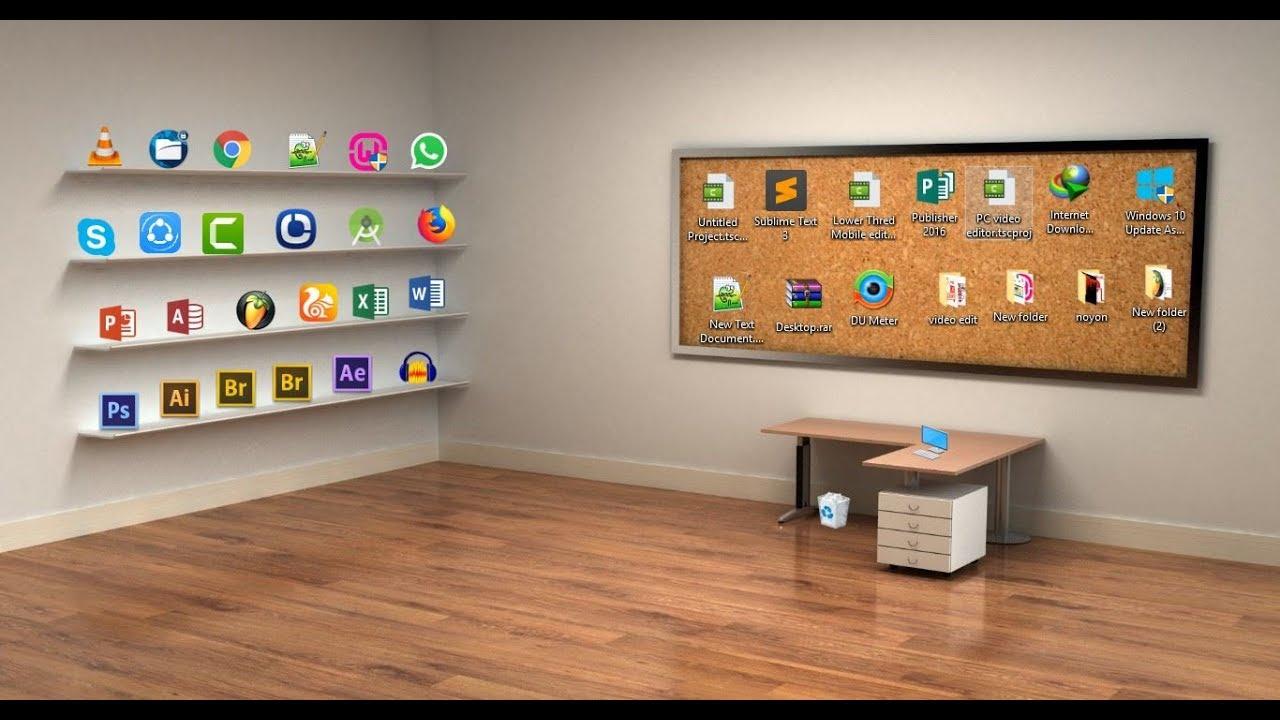 Classic 3d desktop wallpaper full hd download