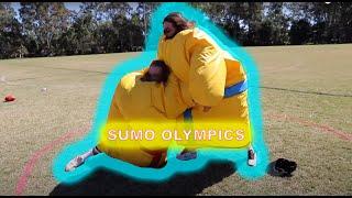 SUMO OLYMPICS!!