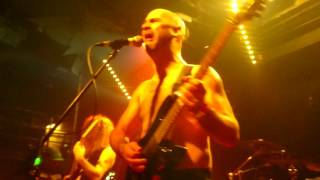 Akercocke - Inner Sanctum (Live In Thessaloniki 8Ball 14-01-2017) (HD)