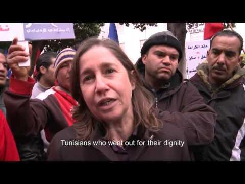 Tunisian Women: We Will Stand Up - Trailer - TWN
