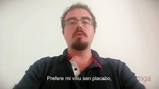 Mi kaj la placebo - Sen Rodin - Nicola Ruggiero - Esperanto