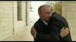 ПУТИН И БОШАРА АСАД  ПРО СИРИИЮ!!!!!!
