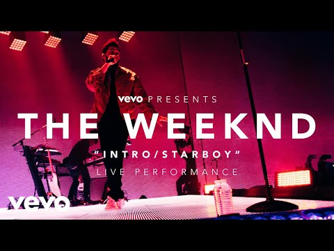 The Weeknd  IntroStarboy  Presents