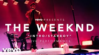 the weeknd introstarboy vevo presents