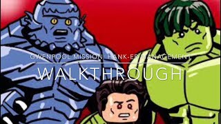 LEGO Marvel Super Heroes 2: Gwenpool Mission - Hank-er