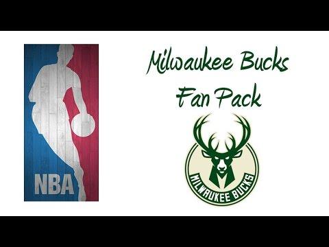 2016-17 Milwaukee Bucks Fan Pack