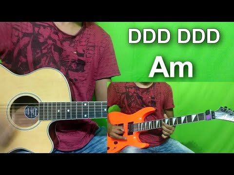 Download Bekhayali Kabir Singh Guitar Chords Lesson Cover With Lead