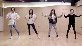 Only You - Miss A Dance (Mirrored - Slow motion - Real time)