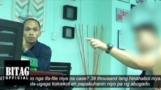 Abogado, pinalayas ang BITAG! (Grab Incident)