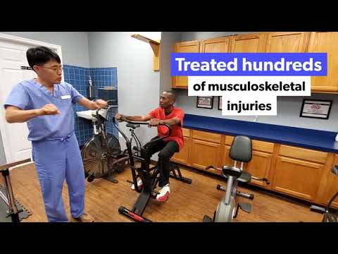 Dr. Heon Jang, PT, DPT  (Physical Therapist)