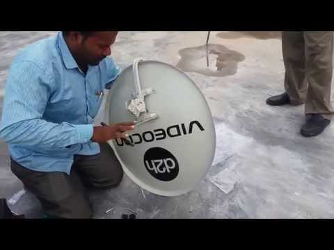 How to Install a Satellite Dish new