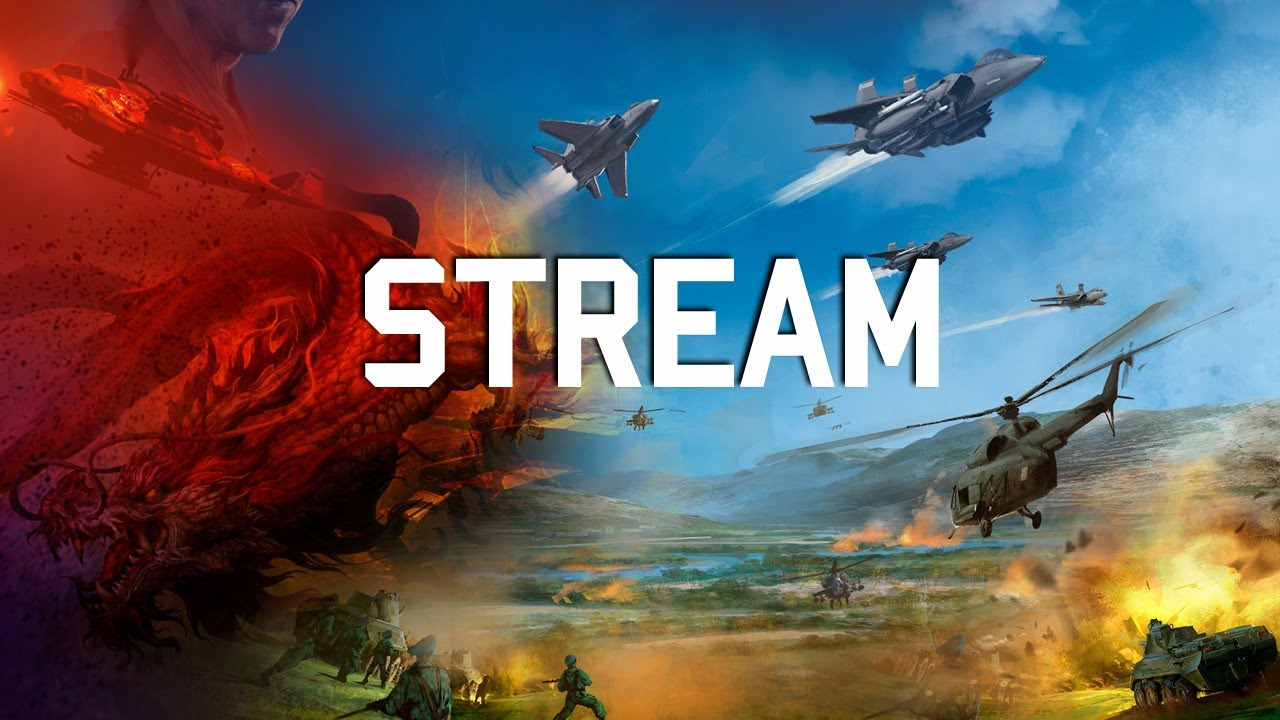Red Dragon Streaming