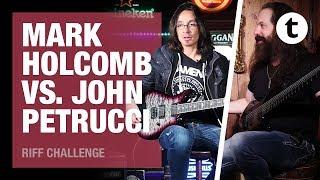 Thomann Challenges | Episode 1: Mark Holcomb vs. John Petrucci